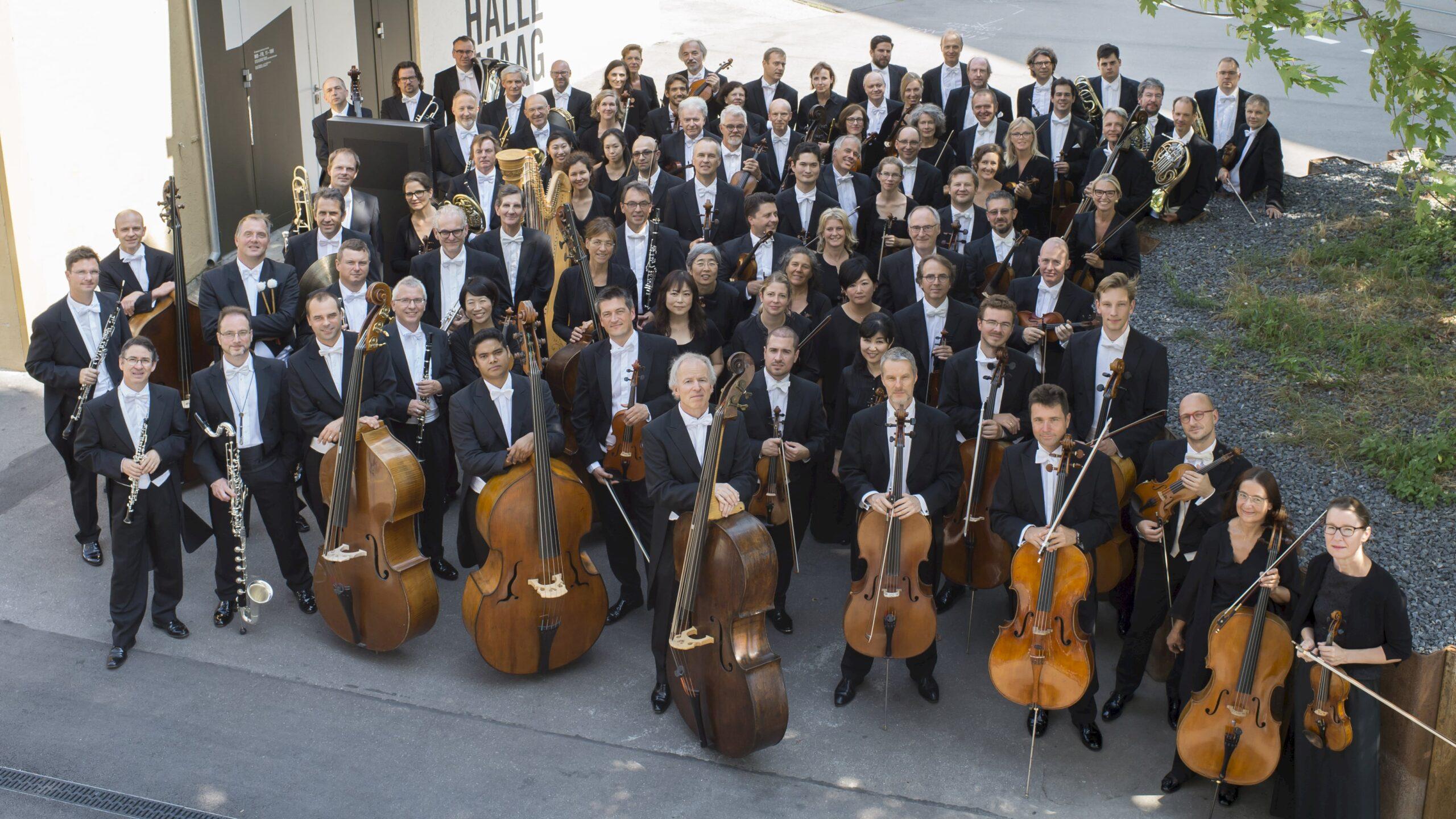 Orchestra Tonhalle din Zurich