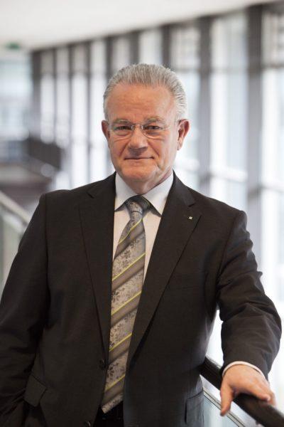 Hans-Joerg BullingerPraesident der Fraunhofer Gesellschaft