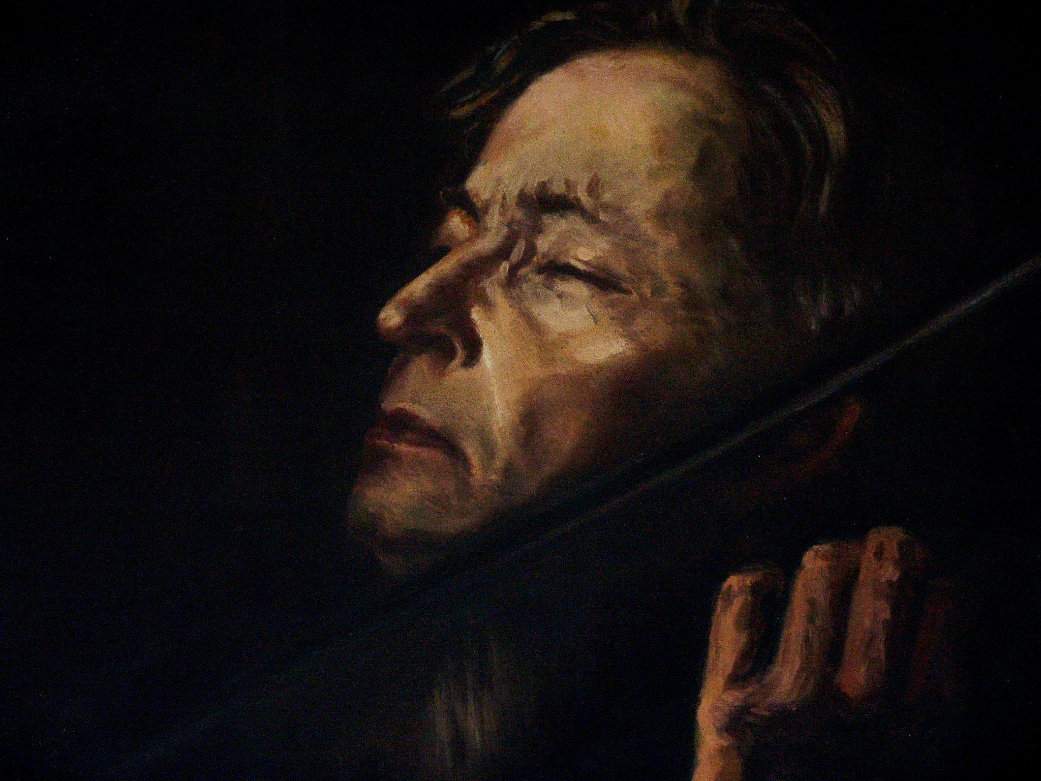 "Tablou_George_Enescu_-_Muzeul_""George_Enescu-_din_Dorohoi DSC_0264"