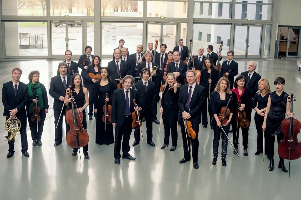 orchestre chambre paris Jean-Baptiste Millot