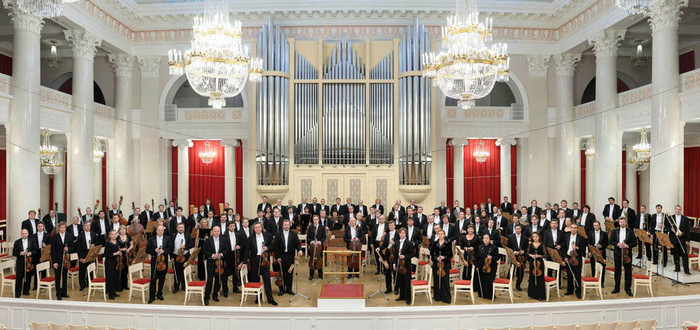 sankt petersburg philharmonic orchestra